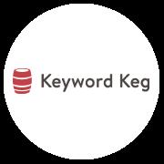 Keyword Keg