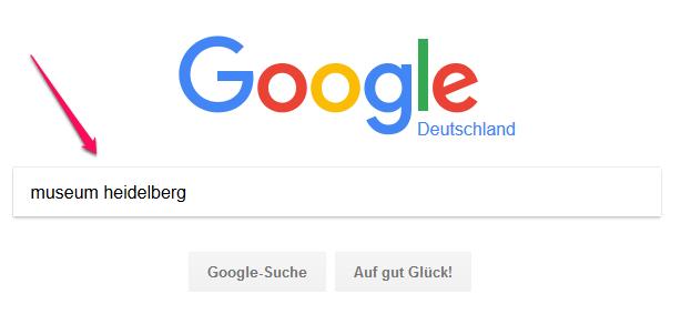 google-suche-suchanfrage-starten