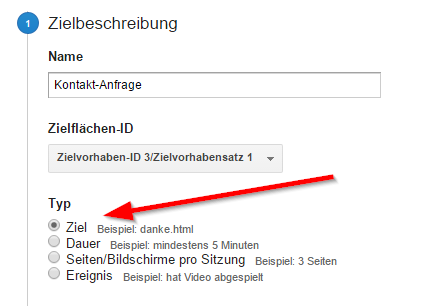google-analytics-ziel-festlegen