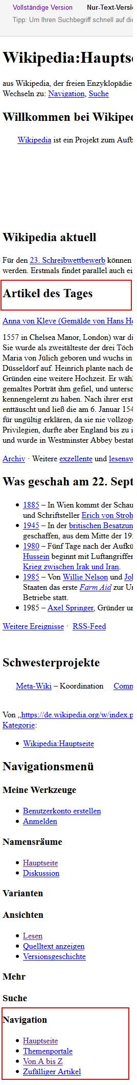 google-cache-wikipedia-text-version