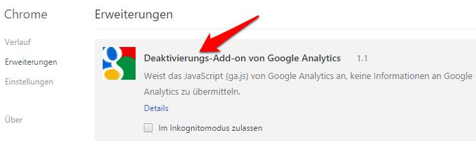 google-chrome-erweiterung-deaktivierung-google-analytics