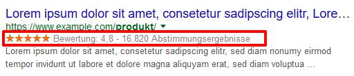 google-organische-suche-bewertungen-1