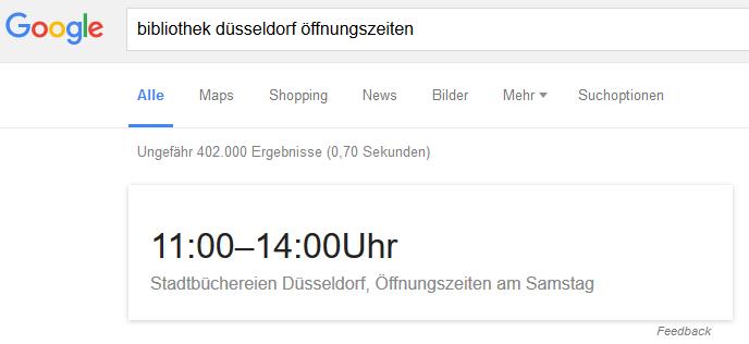 google-suche-oeffnungszeiten