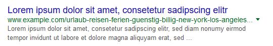 Viel zu sehr mit Keyword bepackt wird diese URL eher in die Kategorie Spam eingeordnet