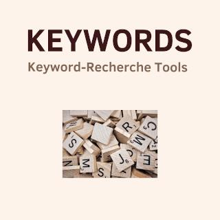 Keyword Tools für SEO