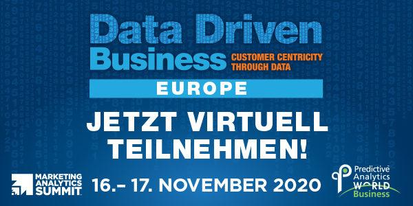 Data Driven Business 2020 (virtuell)
